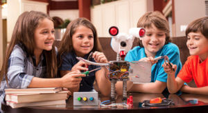 Kids Robotics Classes Marin, CA